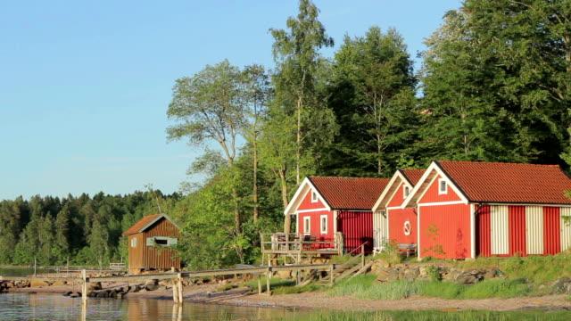 Swedish summer coast