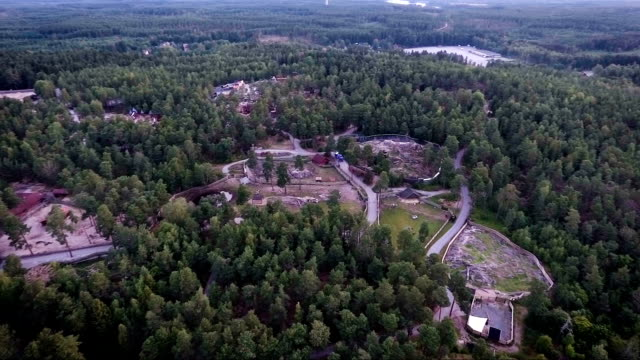 Svenska Wildlife Park antenn