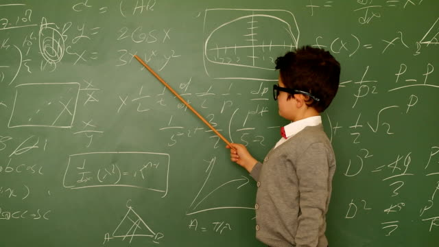 sweet little professor - back to school stock videos & royalty-free footage