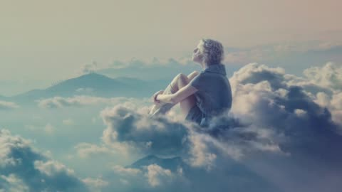 sweet vanilla heaven - surrealism stock videos & royalty-free footage