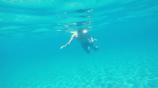 Schwimmen crawl