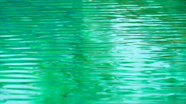 swimming pool background - double refraction stock videos & royalty-free footage