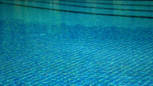 swimming pool blue water - mosaic stock videos & royalty-free footage