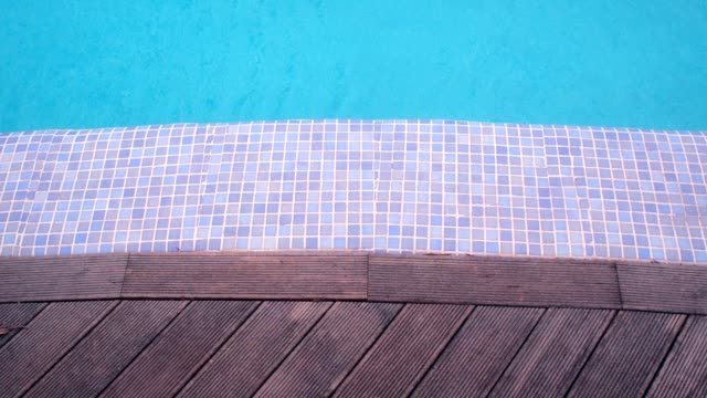 vidéos et rushes de piscine - céramique