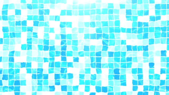 swimming pool - tile stock videos & royalty-free footage