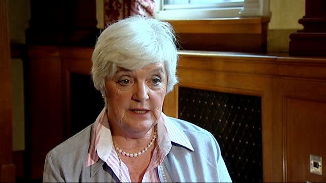 results of independent review published london dame deirdre hine interview sot - swine influenza virus stock videos and b-roll footage