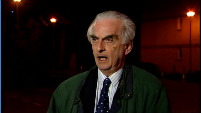 two cases confirmed in scotland aberdeen professor hugh pennington interview sot virus potential to infect lots of people a new virus can spread from... - influenza a virus stock videos & royalty-free footage