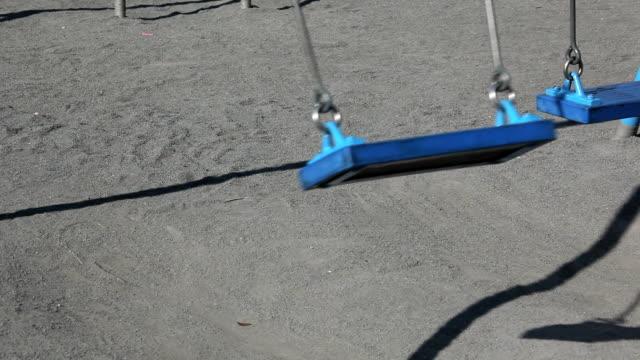 swingset - 遊具点の映像素材/bロール