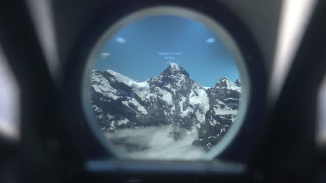 Schweizer Alpen durch die POV