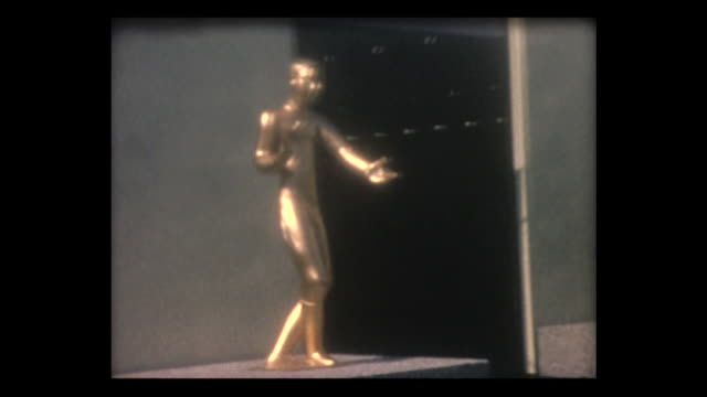 1964 swiss expo statues and exhibits - 1964 stock videos and b-roll footage