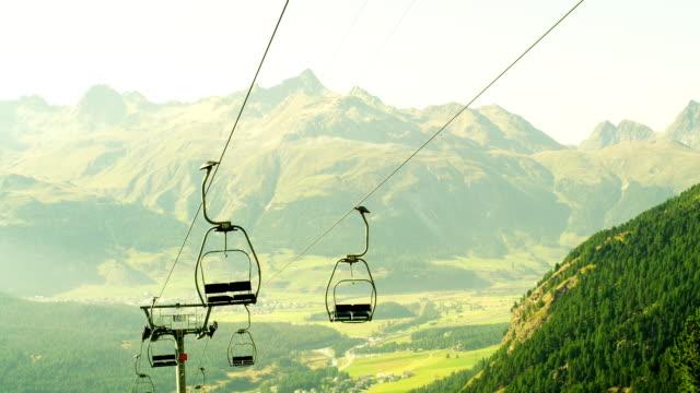 Swiss Gondola St. Moritz