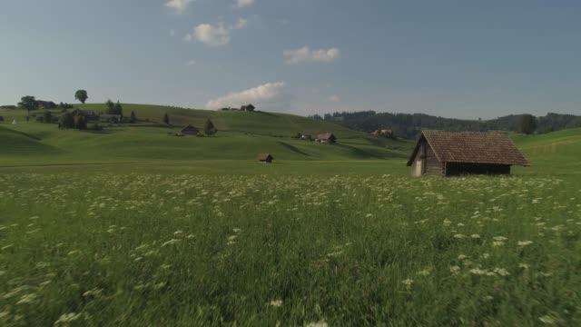 Swiss Landscape, Berner Oberland, Switzerland, Europe