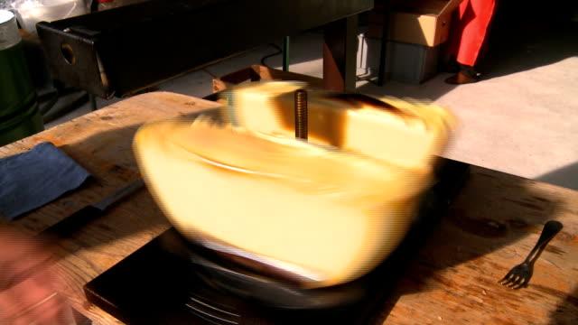 switzerland - fondue stock videos & royalty-free footage