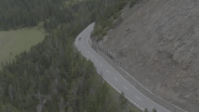 Switzerland_drone_Nationalpark_bike