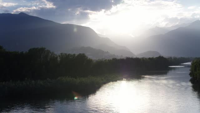 Switzerland_lagomaggiore_sunset
