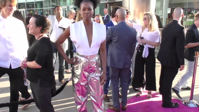 sydelle noel at a netflix original series glow los angeles premiere at arclight cinemas cinerama dome on june 21 2017 in hollywood california - cinerama dome hollywood stock videos & royalty-free footage