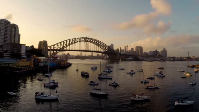 sydney aerial - sydney stock videos & royalty-free footage