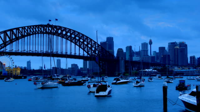 Sydney, Australien-Zeitraffer: 4K