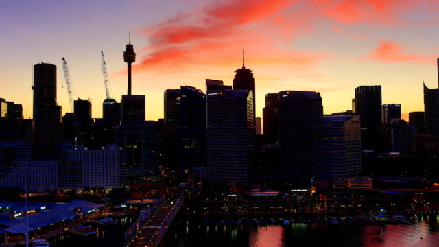 sydney, australia time lapse: 4k - collection stock videos and b-roll footage