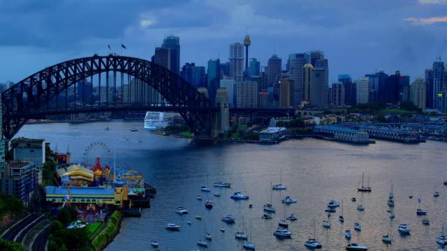 Sydney, Australia Time Lapse: 4K