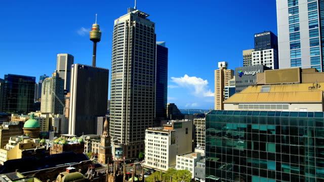 Sydney, Australien Zeitraffer