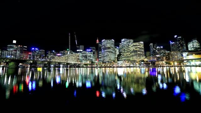 sydney, australia time lapse - treaty stock videos and b-roll footage