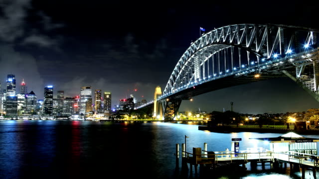 sydney, australia - long exposure stock videos & royalty-free footage