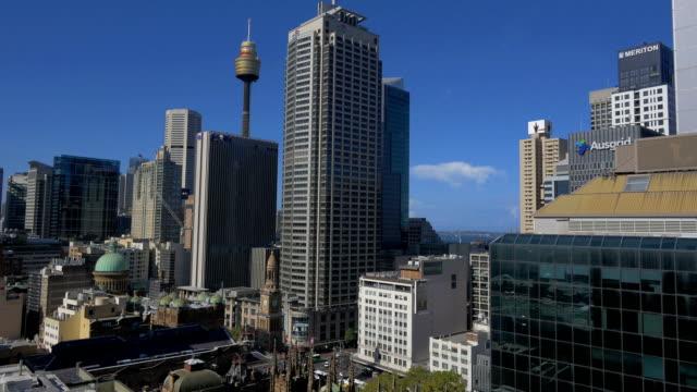 sydney, australia - financial district stock videos & royalty-free footage