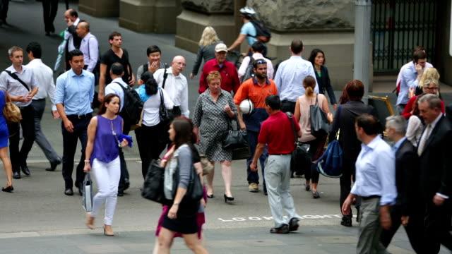 Sydney Crowds
