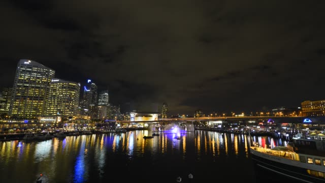 Sydney - Darling Harbour Fireworks
