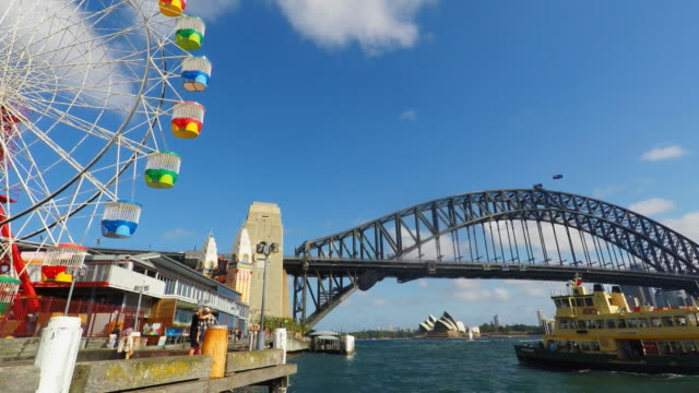 Sydney Harbour Bridge, Australien
