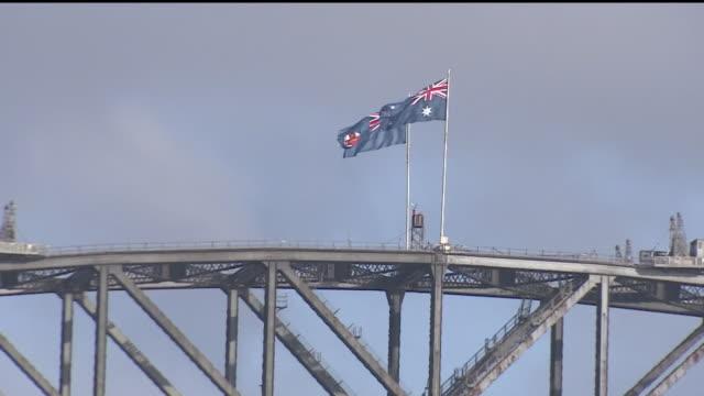 Sydney Harbour Bridge gvs