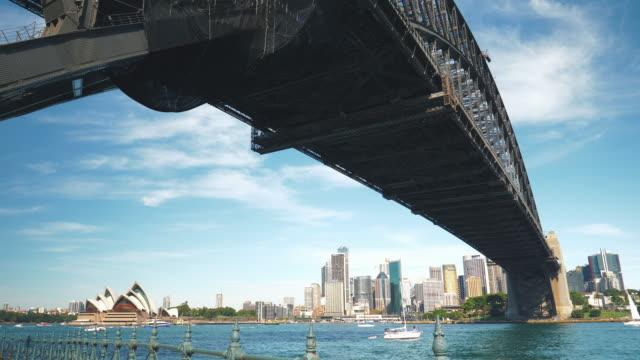 Sydney Harbour Cityscape