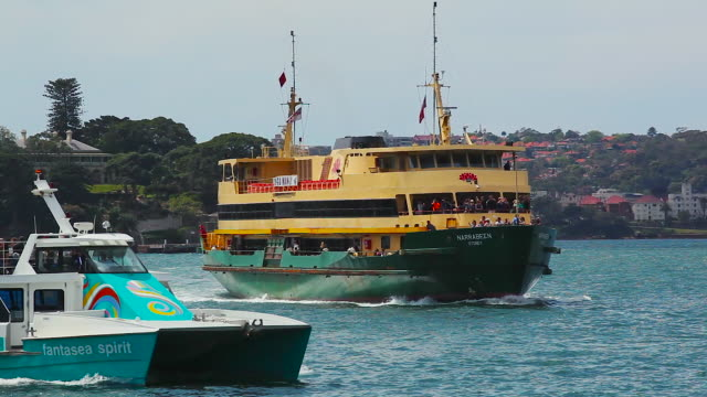 Sydney Harbour Ferries