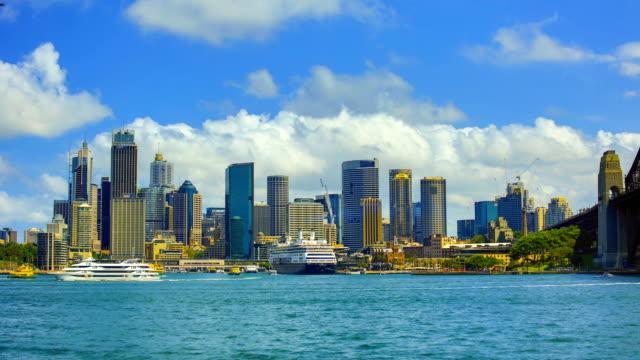 Sydney, NSW, Australia skyline