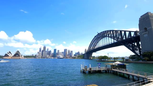 sydney, nsw, australia skyline - day stock videos & royalty-free footage