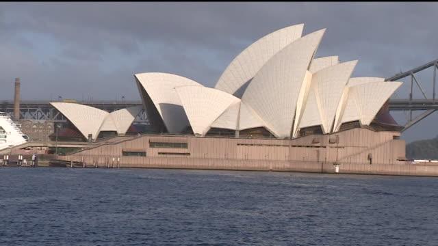 Sydney Opera House exteriors