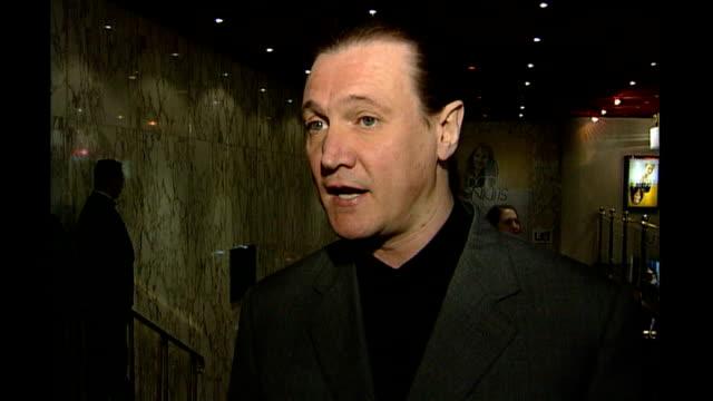 sydney pollack dies; tx.27.4.98 peter howitt interview sot - sydney pollack stock videos & royalty-free footage