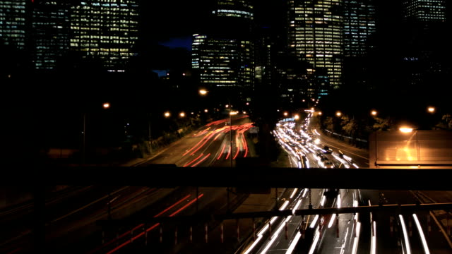 sydney rush hour - moving a vehicle stock videos and b-roll footage