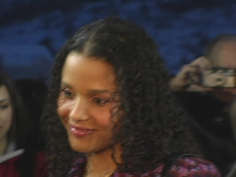 sydney tamiia poitier at the 2005 sundance film festival nine lives premiere at eccles in park city, utah. - sydney tamiia poitier stock videos & royalty-free footage