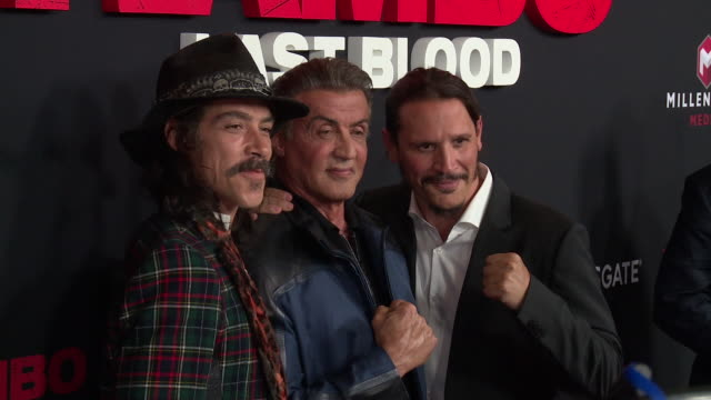 "NY: ""Rambo: Last Blood"" Fan Event & Special Screening"