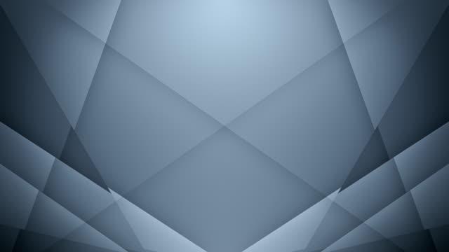 Symmetric Lines Background (Gray) - Loop