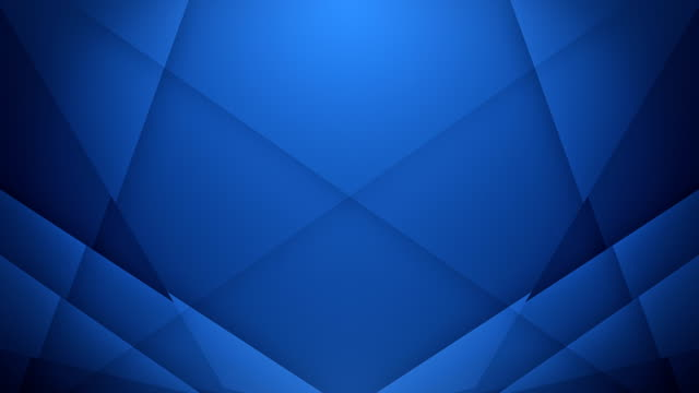 symmetric lines background (dark blue) - loop - softness stock videos & royalty-free footage