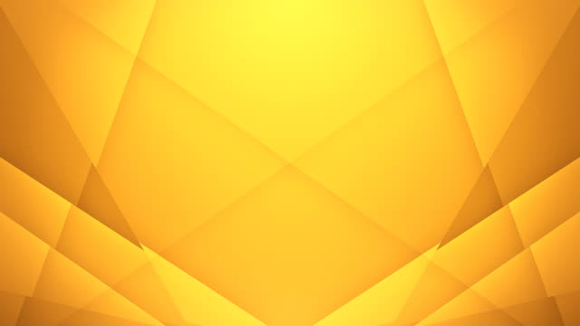 symmetric lines background (gold / yellow) - loop - gold medalist stock videos & royalty-free footage