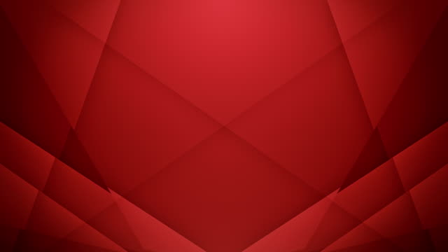 symmetric lines background (red) - loop - symmetry stock videos & royalty-free footage