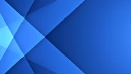 Symmetric Lines With Copy Space (Dark Blue) - Loop