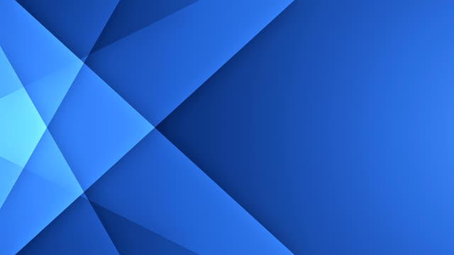 symmetric lines with copy space (dark blue) - loop - blue stock videos & royalty-free footage