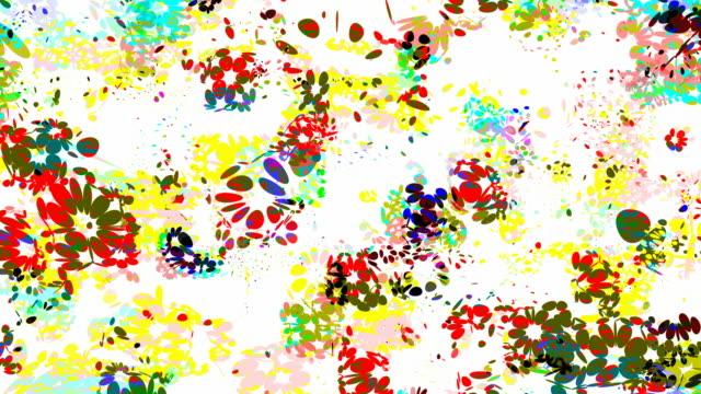 FLOWER TRANCE : symmetry, bright (LOOP)