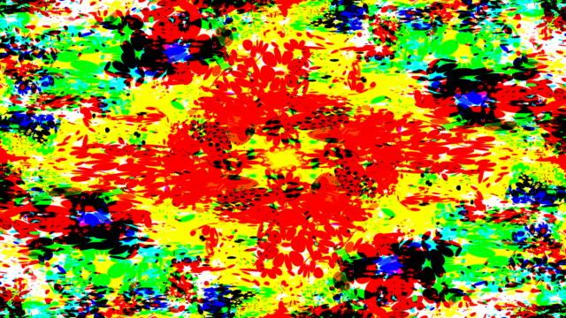 FLOWER TRANCE : symmetry (LOOP)
