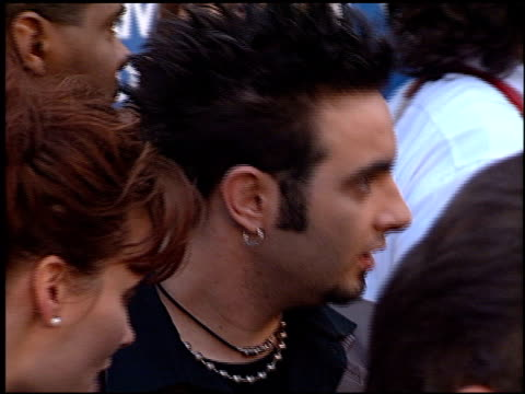 sync at the 2000 grammy awards arrivals at staples center in los angeles, california on february 23, 2000. - n sync stock videos & royalty-free footage